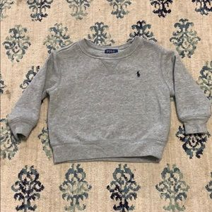 Ralph Lauren Grey sweatshirt